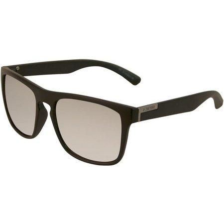 Zoo York Mens Retro Keyhole Rectangle Sunglasses
