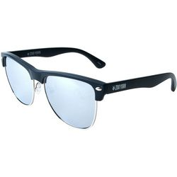 Zoo York Mens RetroTop Black Sunglasses