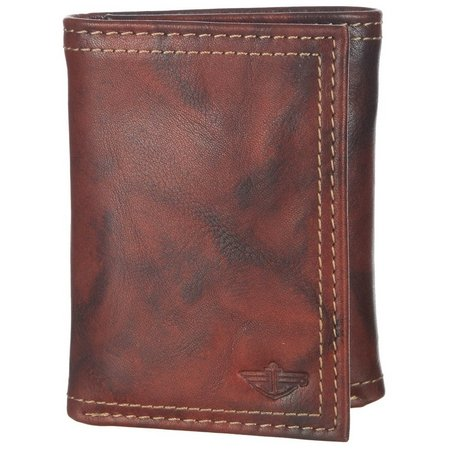 Dockers Leather Tri Fold Wallet