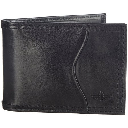 Dockers Leather Slim Series Wallet