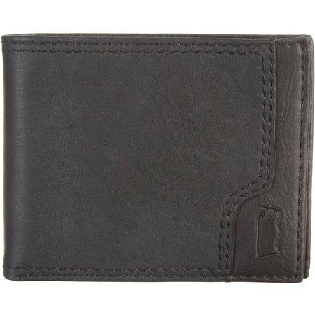 Levi's Mens Passcase Wallet