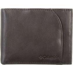 Columbia Mens Extra Capacity Security Wallet