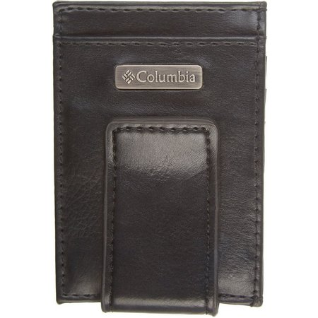 Columbia Mens Front Pocket Security Wallet
