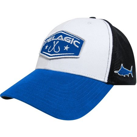 PELAGIC Mens Diamond Hat