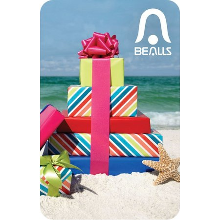 Bealls Florida Beach Presents Gift Card