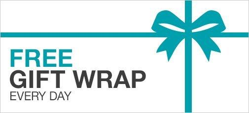 free gift wrap every day