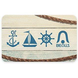 >Nautical Gift Card