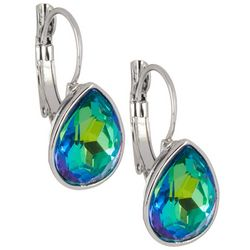 Vince Camuto Sphinx Multi Glass Teardrop Earring