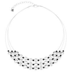 Chaps Triple Row Disc Necklace