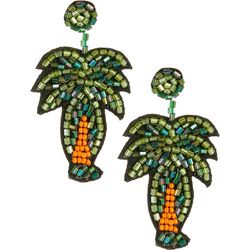 Bay Studio Seed Bead Palm Tree Post Top