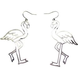 Bay Studio Flamingo Cutout Statement Earrings