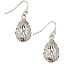 Bay Studio Filigree Teardrop Earrings