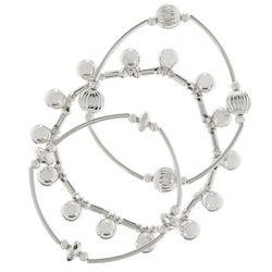 Bay Studio 3-pc. Bar & Bead Stretch Bracelet Set