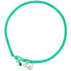 Loggerhead Turtle Adjustable Braided Bracelet