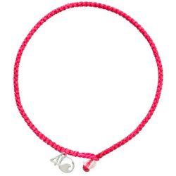 4ocean Flamingo Adjustable Braided Bracelet