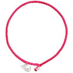 Flamingo Adjustable Braided Bracelet