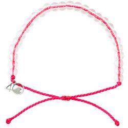 Great Flamingo Adjustable Beaded Bracelet