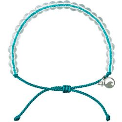 4ocean Great Dolphin Adjustable Beaded Bracelet