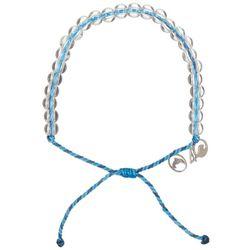 4ocean Bottlenose Dolphin Adjustable Beaded Bracelet