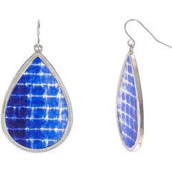 Bay Studio Blue Multi Teardrop Earrings