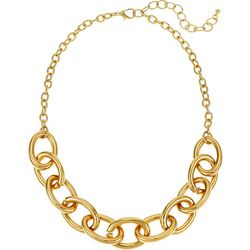 Bay Studio Large Oval Link Chain Necklace