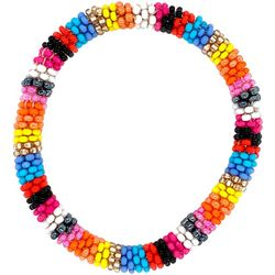 Bay Studio Multi Color Seed Bead Bracelet