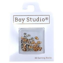 30-pc. Butterfly Closure Earring Backs