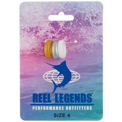 Reel Legends 3-Pc. Toe Ring Set