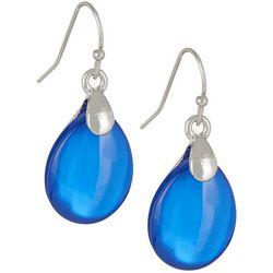Bay Studio Turquoise Blue Teardrop Earrings