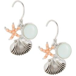 Bay Studio Sea Life Drop Earrings