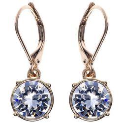 Gloria Vanderbilt Crystal Elements Drop Earrings