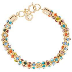 Multi Mesh Chain Bracelet