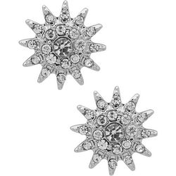 You're Invited Crystal Star Stud Earrings
