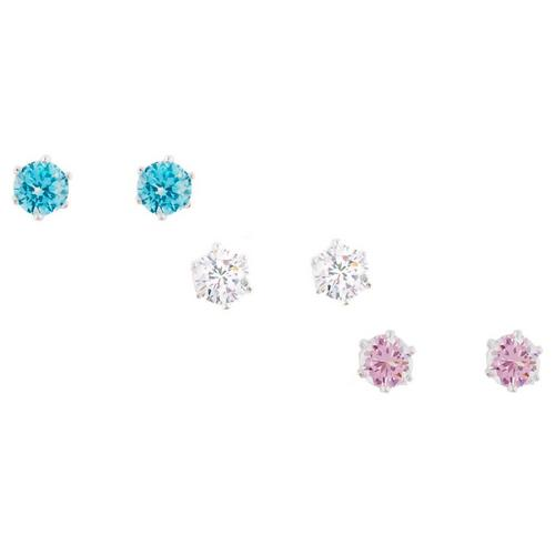 9ac38015b Bay Studio 3-pr. Cubic Zirconia Stud Earrings | Bealls Florida