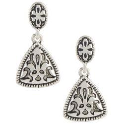 Bay Studio Bali Post Top Dangle Earrings