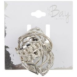 By the Bay New York 12-Pc. Silver Tone Stackable Ring Set