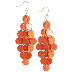 Bay Studio Shakey Shell Chandelier Earrings