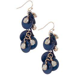 Bay Studio Shakey Sparkle Shell Earrings