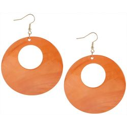 Bay Studio Large Shell Ring  Earrings
