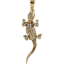 Wearable Art By Roman Alligator Pendant