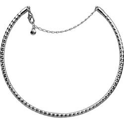By Roman Textured Collar Necklace