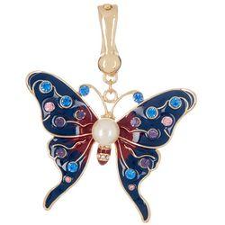 Wearable Art By Roman Butterfly Pendant