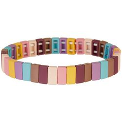 Bay Studio Pez Multi Link Stretch Bracelet