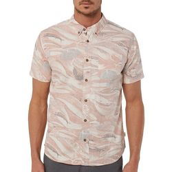 O'Neill Mens Seascape Button Up Shirt