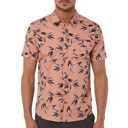 O'Neill Jack O'Neill Mens Bamboo Short Sleeve Shirt