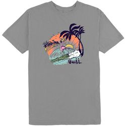 O'Neill Mens The Big Chill Short Sleeve T-Shirt