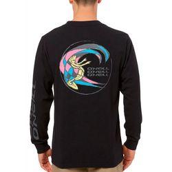 O'Neill Mens Spike Long Sleeve T-Shirt