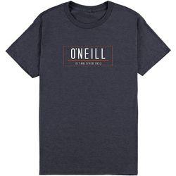 O'Neill Mens Struck 2 Short Sleeve T-Shirt