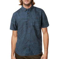 O'Neill Mens Fronzarelli Woven Shirt