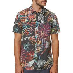 O'Neill Mens Mondaze Print Shirt
